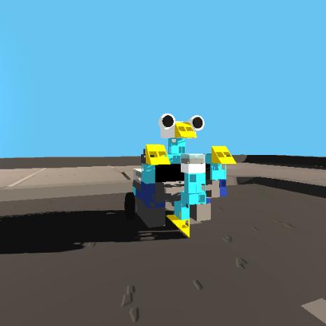 Navigation Bot